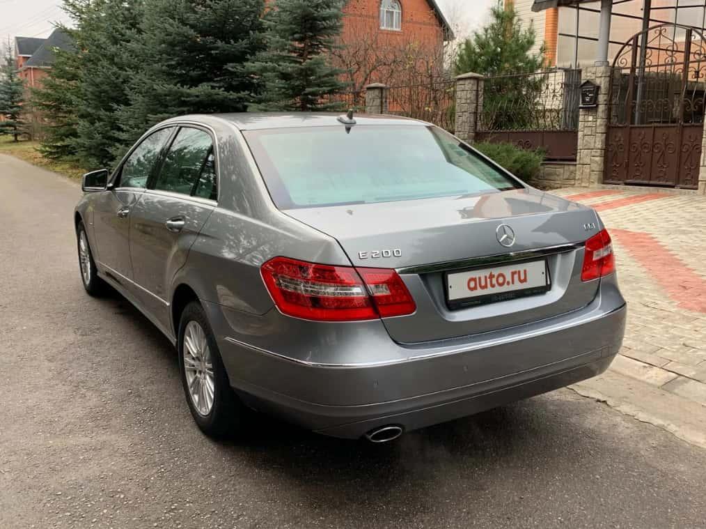 Займ под залог Mercedes-Benz